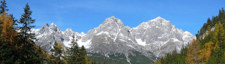 Val S-charl, Schweizerischer Nationalpark.