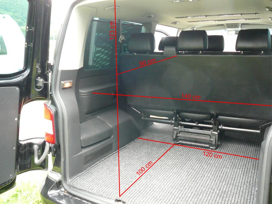 Vw Bus Dimensions >> Minibus transfers in Switzerland - Zurich airport taxi