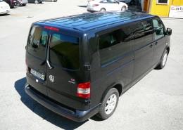 VW T5 Caravelle lang